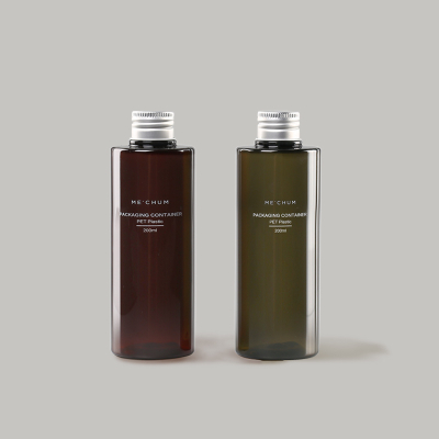 无印风格护肤卸妆PET塑料包装瓶