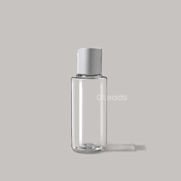 小口80ml透明塑料瓶